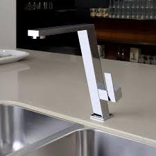 Designer Kitchen Tap Gessi Incline Designer Single Lever Kitchen Tap Sinks Taps