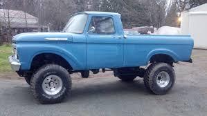 1985 Ford F100 1961 Ford F100 Unibody 4x4 For Sale In Monroe Washington United