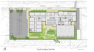 Drawing Floor Plans In Excel by Studio G Architects Learn Portfolio Excel Academy Charter