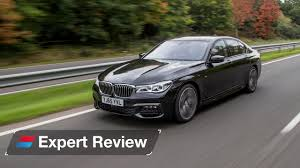 bmw 7 series review youtube