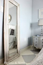 Bevelled Floor Mirror by Best 25 Rustic Floor Mirrors Ideas On Pinterest Rustic Mirrors