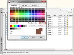 how to match dwg colors to any archicad pen colors help center