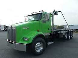 kenworth heavy trucks kenworth roll off trucks for sale