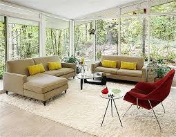 Mid Century Modern Sofa Bed by Modern Mid Century Home Design