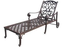 Cast Aluminum Lounge Chairs Darlee Outdoor Living Standard Monterey Cast Aluminum Antique