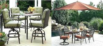 high top patio table and chairs bar top patio furniture bandarjayameubel com
