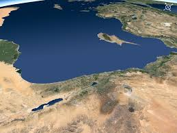 Blank Map Of Eastern Mediterranean by Free Bible Images A Blank Set Of Satellite Maps Of Israel At