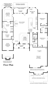 Barrington Floor Plan by Regency At The Woods Of South Barrington The Waverly Home Design