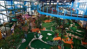 Map Wisconsin Dells by Greats Resorts Wisconsin Dells Resorts Map