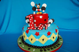 mickey mouse themed birthday cake u2014 criolla brithday u0026 wedding