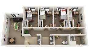 Quick Floor Plan by 2 3d Floor Plan Gallery 3dplans Com