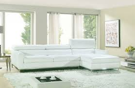 White Italian Leather Sectional Sofa Modern White Sectional Sofa Vg800 Leather Sectionals