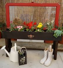 sold 1940s window planter box with vintage hardware home and