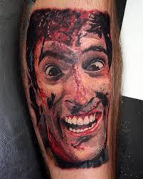 ash evil dead by tattooedone on deviantart