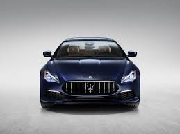maserati chrome blue naza italia introduces the new maserati quattroporte granlusso