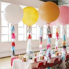large balloons 1pcs 36 colorful large balloons helium inflat
