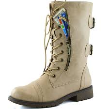 amazon workboots black friday amazon com dailyshoes women u0027s military combat lace up mid calf