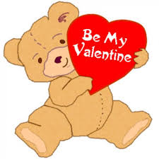 valentines bears heart teddy for valentines day clipart free heart teddy