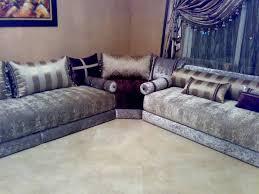 salon marocain canapé de salon marocain moderne