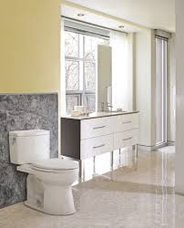 bathroom exciting daltile wall with floating toto drake and