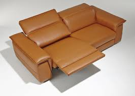2 Seat Leather Reclining Sofa by Contemporary Sofa Leather 2 Seater Reclining Rivoli By