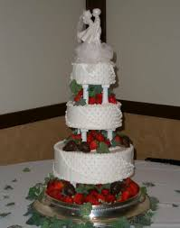 Wedding Cake No Icing Stan U0027s Northfield Bakery Wedding Cakes