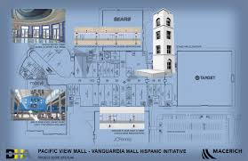 pacific mall floor plan david hidalgo architects vanguardia david hidalgo architects