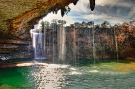Texas nature activities images Hamilton pool preserve waterfall in texas thousand wonders jpg