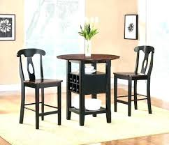 round pub table and chairs furniture