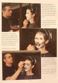 professional makeup books books about animation makeup and special effects