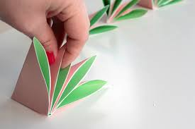 Paper Flowers Video - make a bouquet of beautiful paper flowers for mother u0027s day