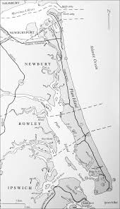 Brown Recluse Map History Of Plum Island U2013 Historic Ipswich