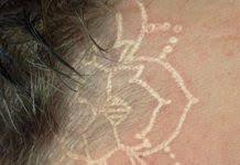 White Ink Tattoos Ideas 15 Amazing White Ink Tattoo Ideas