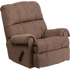 fabric recliner chairs u0026 rocking recliners shop the best deals
