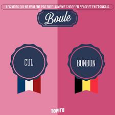 Meme Chose - top 10 des mots qui ne veulent pas dire la même chose en belgique et