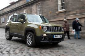 jeep lexus jeep renegade review and uk test drive
