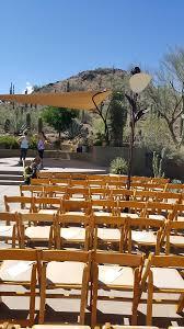 Desert Botanical Garden Restaurant Wedding Ceremony Desert Botanical Garden Flute Guitar