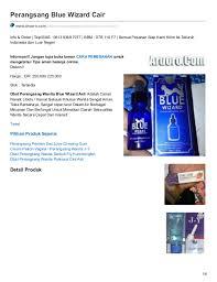 obat perangsang blue wizard asli