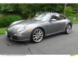 grey porsche 911 2006 porsche 911 carrera s coupe in seal grey metallic 743827
