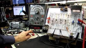 10 buck test bench 7 transistor radio video 2 alignment youtube