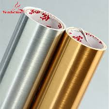 online get cheap glitter wall stickers aliexpress com alibaba group waterproof glitter pvc wall stickers silver gold brush self adhesive wallpaper countertop kitchen cabinet home decoration