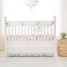 Floral Crib Bedding Sets Floral Crib Bedding White Baby Bedding Floral Baby Bedding