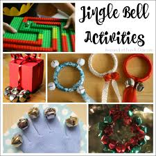 35 jingle bell activities for