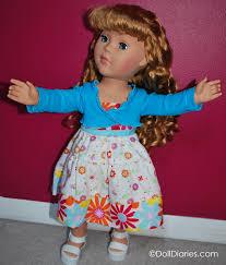 meet mckayla a madame favorite friends doll doll diaries