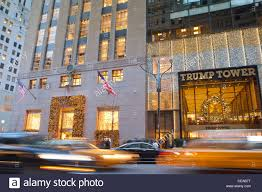 Trump Tower Residence Trump Tower Nyc 5th Fifth Stock Photos U0026 Trump Tower Nyc 5th Fifth