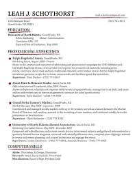 basic computer skills in a resume