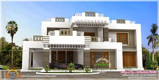 Modern Contemporary House 2000 Sq Ft Modern Contemporary House Plan Kerala Home Design And
