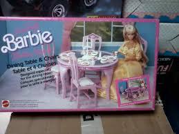 barbie dining room set barbie dining room tables 4 a cefalà diana kijiji annunci di