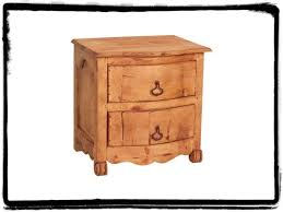 Rustic Pine Nightstand Uncategorized Mexican Rustic Furniture And Home Decor