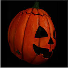 pumpkin mask for halloween official halloween 3 pumpkin mask mad about horror